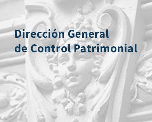 Dirección General de Control Patrimonial